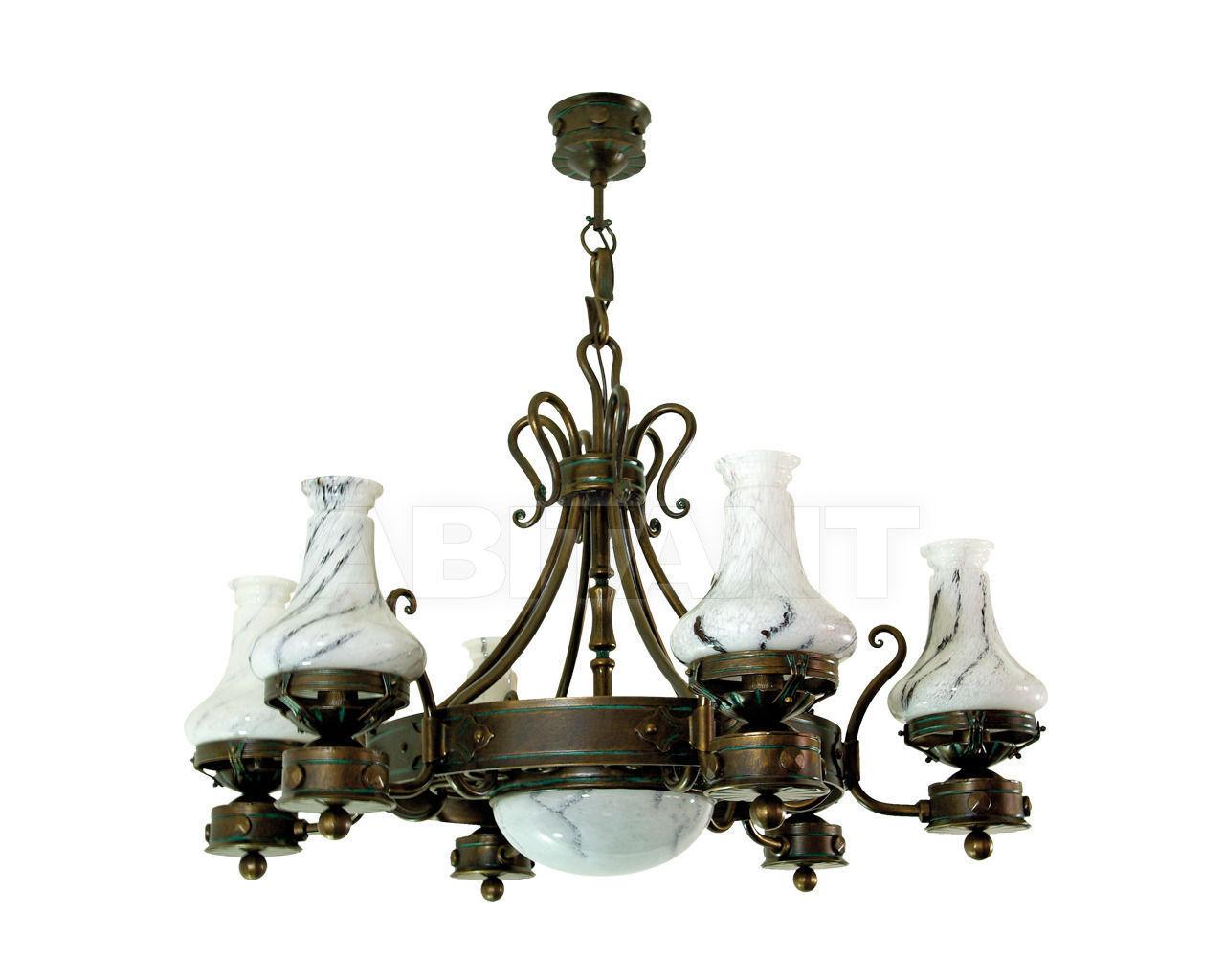Купить Люстра Protea FMB Leuchten Schmiedeeisen Lampen Und Leuchten 94192