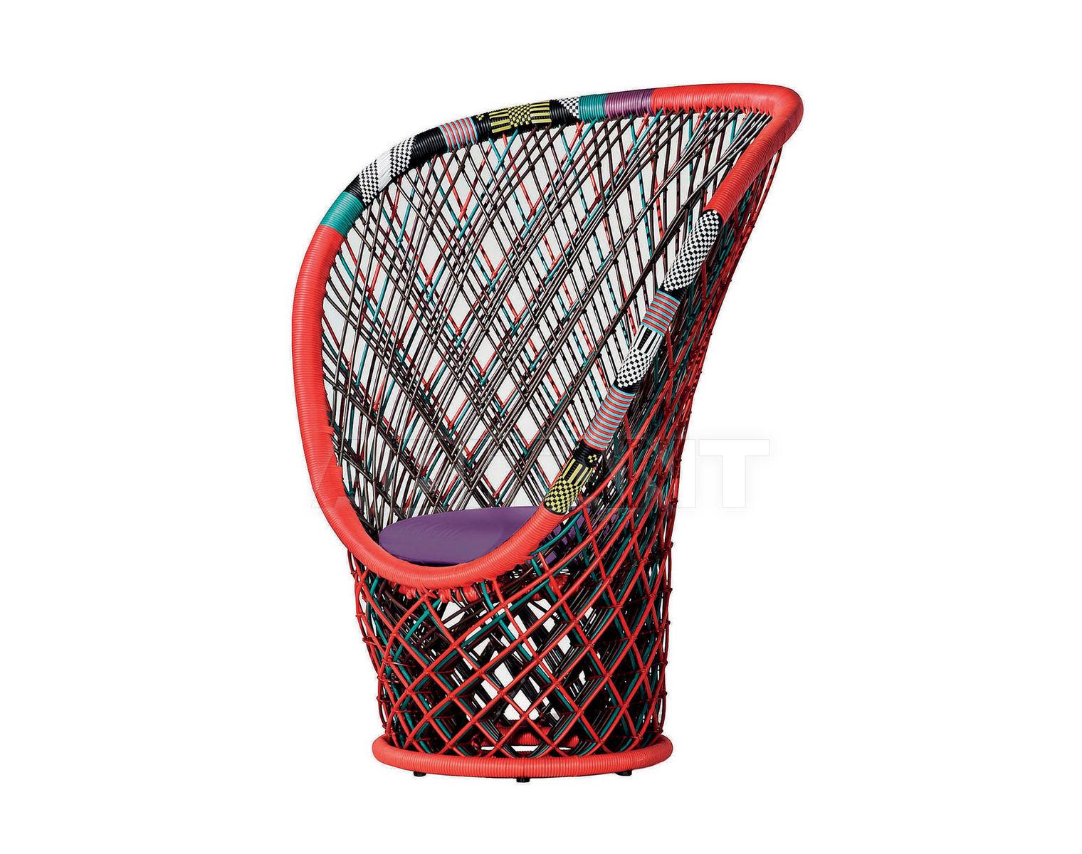 Купить Кресло для террасы  PAVO REAL Driade L`arte Di Abitare 9820192