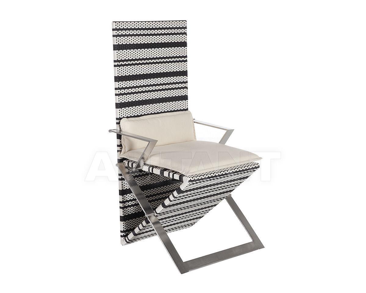Купить Стул с подлокотниками Sarape Point Outdoor Collection 76006