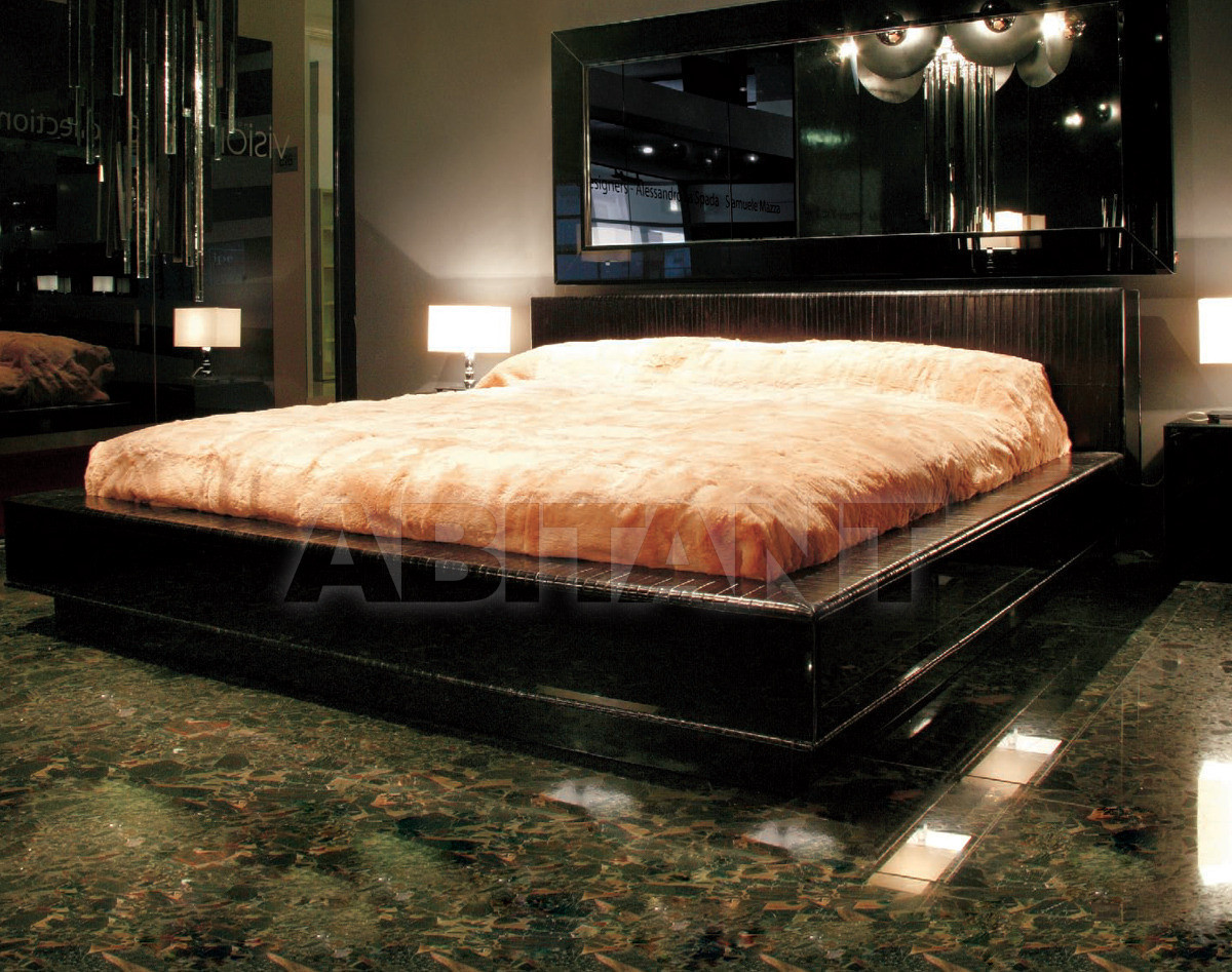 Купить Кровать Ipe Cavalli Visionnaire MIDNIGHT_BED