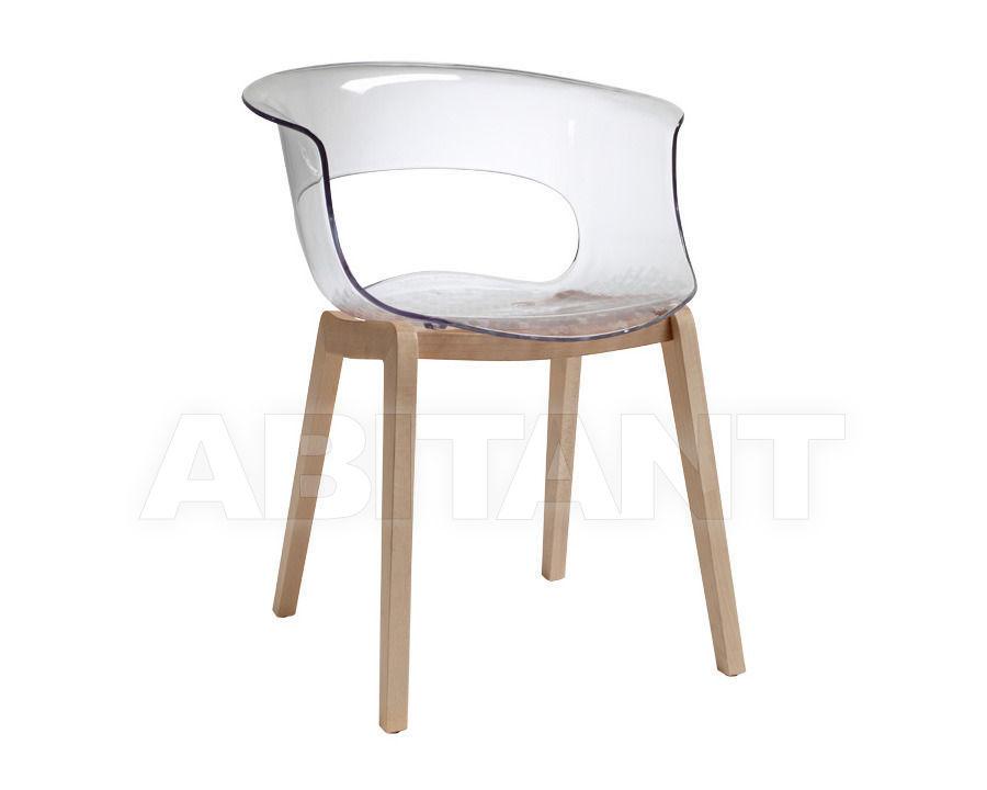 Купить Стул с подлокотниками Scab Design / Scab Giardino S.p.a. Marzo 2800 FN 100