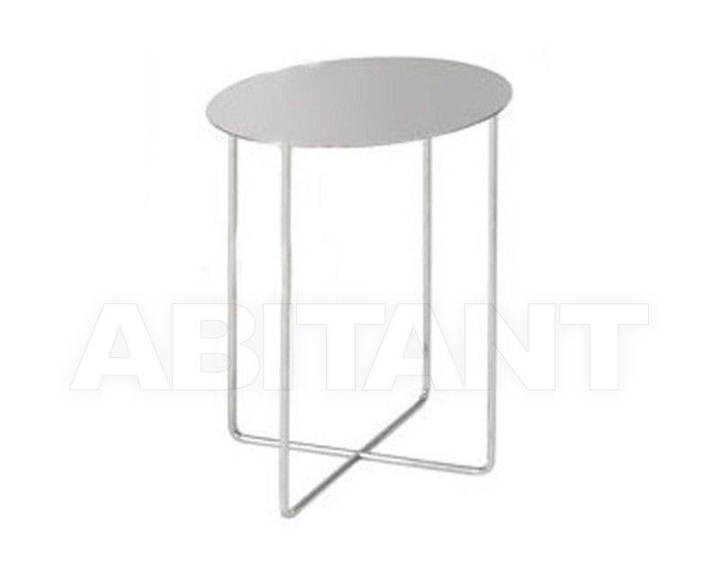 Купить Столик кофейный Contempo Magazine 2012 JUNSEI INOX TABLE 40X55