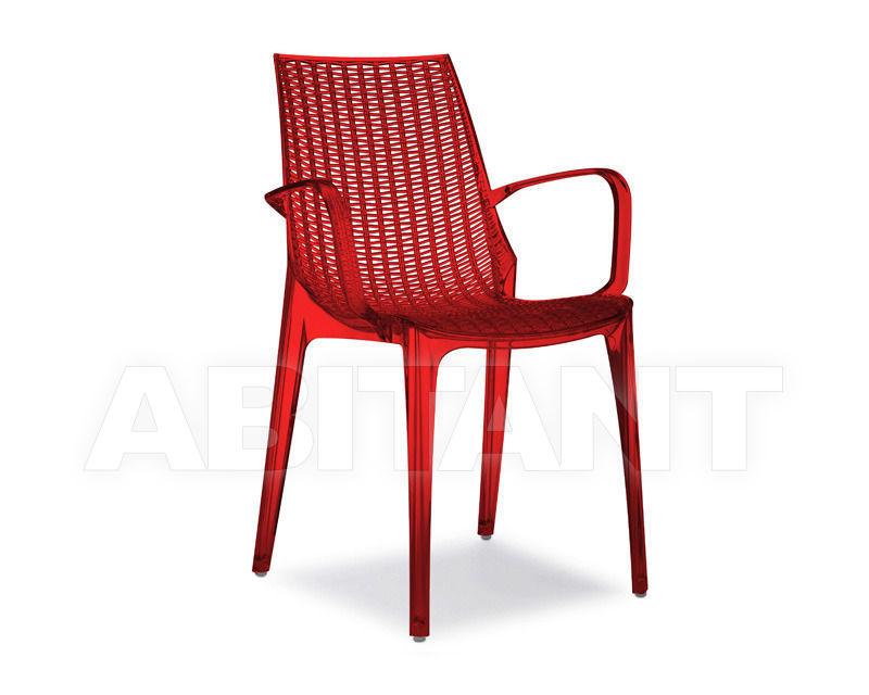 Купить Стул с подлокотниками TRICOT Scab Design / Scab Giardino S.p.a. Collezione 2011 2653 140