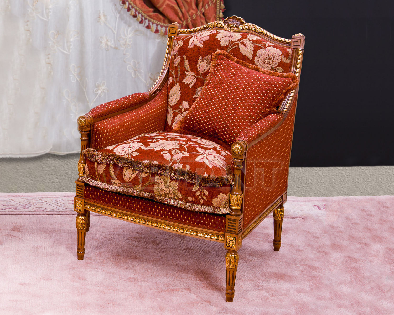 Купить Кресло Stil Salotti di Origgi Luigi e Figli s.n.c. Origgi Leonardo armchair