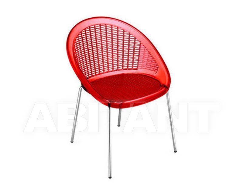 Купить Стул с подлокотниками Scab Design / Scab Giardino S.p.a. Marzo 2670 140