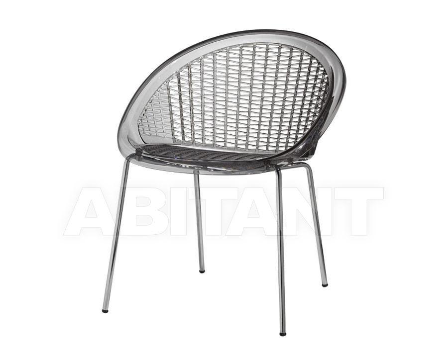 Купить Стул с подлокотниками SAINT TROPEZ 4 legs Scab Design / Scab Giardino S.p.a. Collezione 2011 2670 183