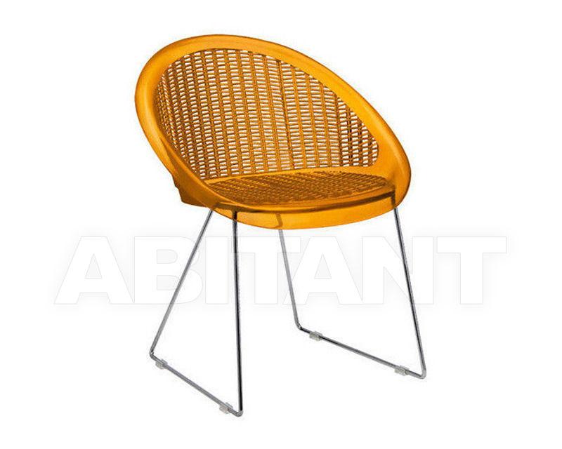 Купить Стул с подлокотниками SAINT TROPEZ sledge frame Scab Design / Scab Giardino S.p.a. Collezione 2011 2671 140