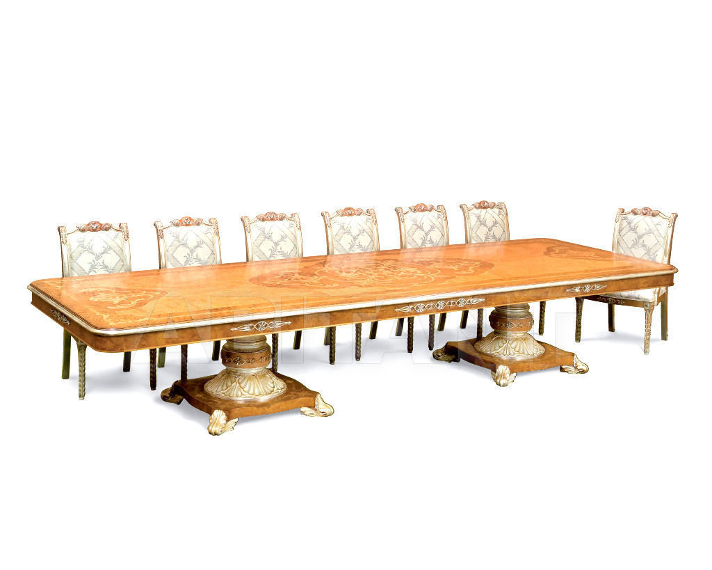 Купить Стол для конференц-залов Stil Salotti di Origgi Luigi e Figli s.n.c. Origgi Versailles table410