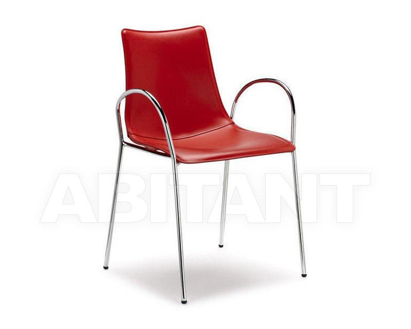 Купить Стул с подлокотниками Scab Design / Scab Giardino S.p.a. Marzo 2600 140