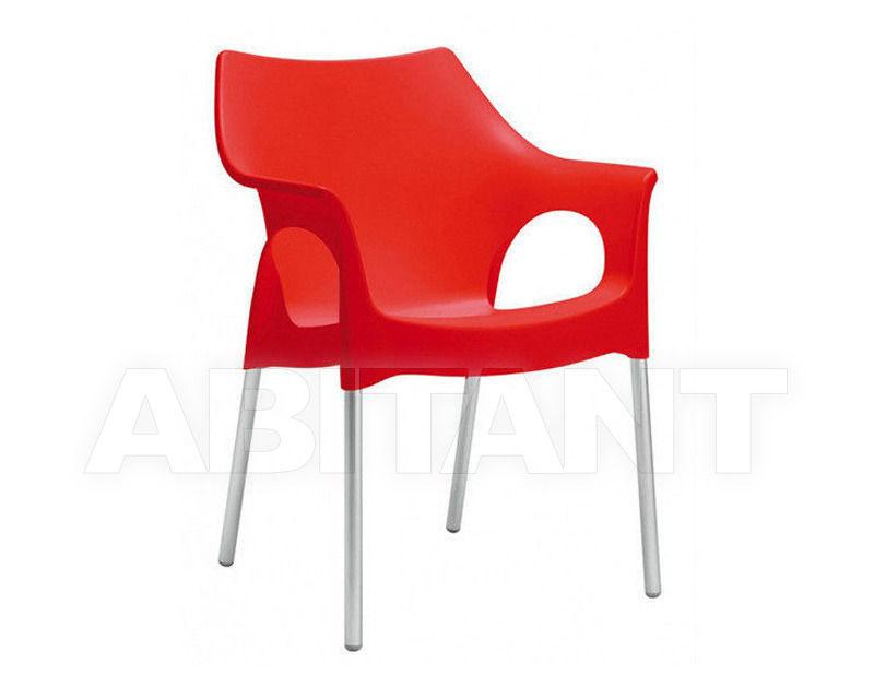 Купить Стул с подлокотниками Scab Design / Scab Giardino S.p.a. Marzo 2122