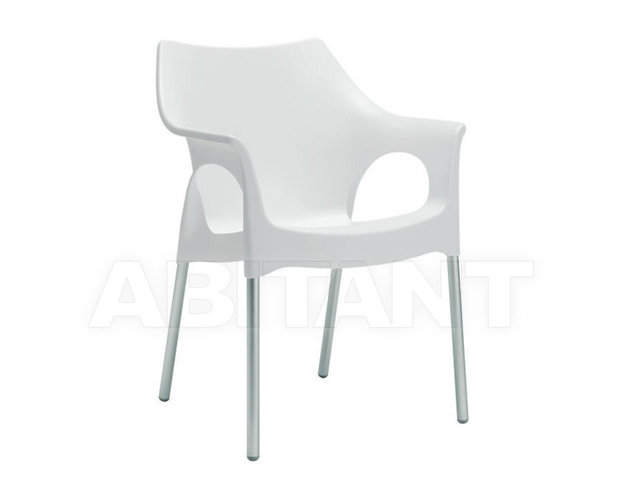 Купить Стул с подлокотниками Scab Design / Scab Giardino S.p.a. Marzo 2121 IG 82