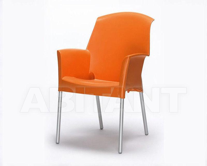 Купить Стул с подлокотниками Scab Design / Scab Giardino S.p.a. Marzo 2082