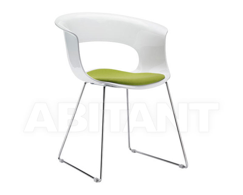 Купить Стул с подлокотниками Scab Design / Scab Giardino S.p.a. Novita Comfort 2261 310 33