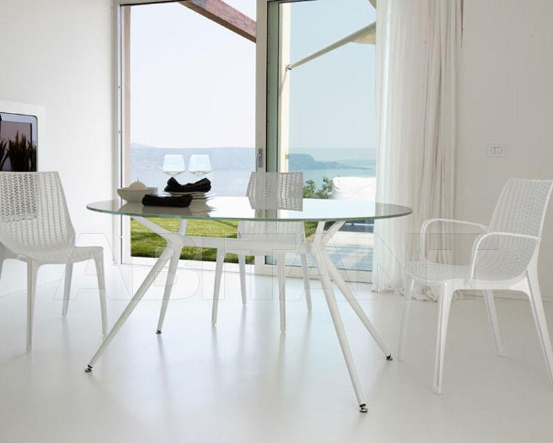 Купить Стол обеденный Scab Design / Scab Giardino S.p.a. Tavoli 7011 VB 003 + 5306 400