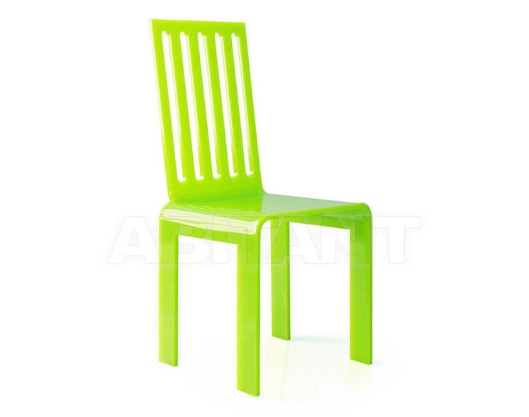 Купить Стул Acrila Outdoor Lace or rungs chairs green