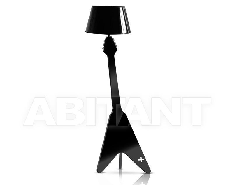 Купить Лампа напольная Acrila Jc De Castelbalajac JCDC Guitar lamp Marquee