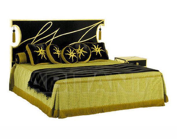 Купить Кровать Colombostile s.p.a. Transculture/noir Et Or 1740 LMSF