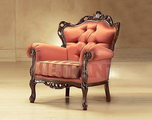 Купить Кресло Francesca Morello Gianpaolo Red 113/K POLTRONA FRANCESCA