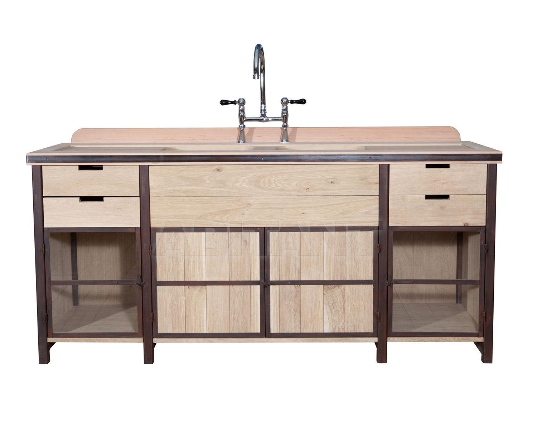 Купить Тумба под раковину Flamant Furniture 0100700035