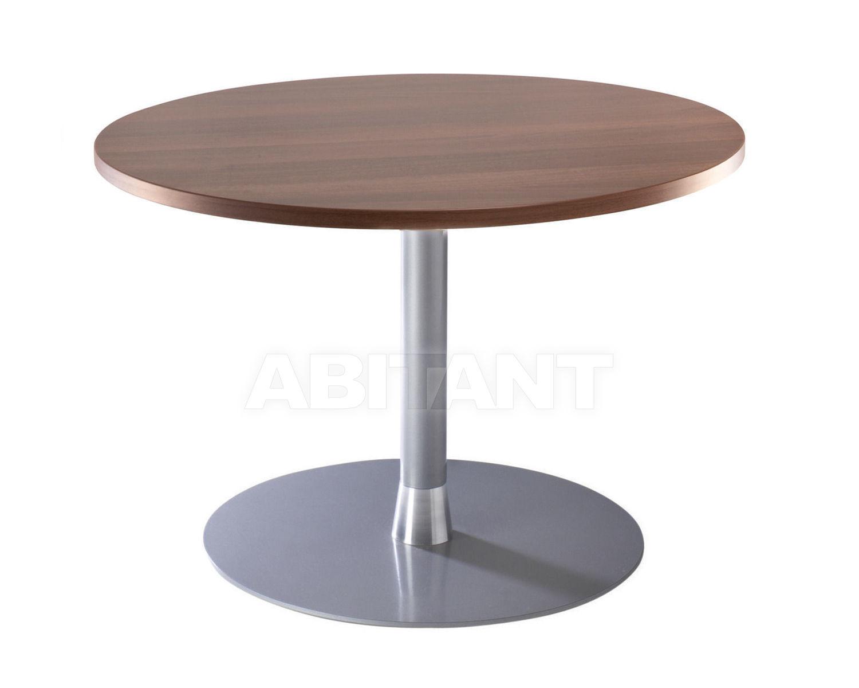 Купить Столик журнальный Bobbin Connection Seating Ltd Tables TBOC/RND0660WAM/SIPE