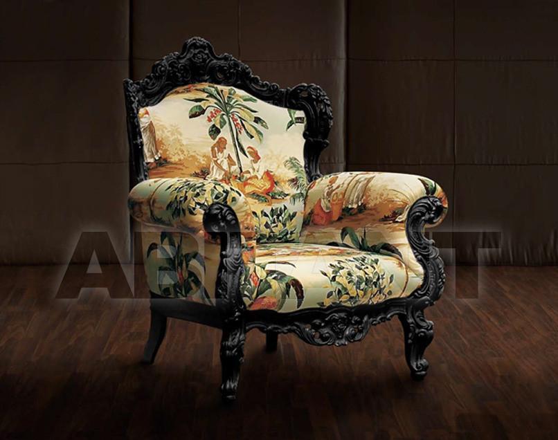 Купить Кресло Arredamenti Abbondi Alexandra 3380