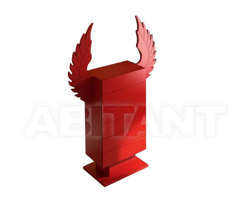 Купить Комод Coim Amarcord AMC2101 red