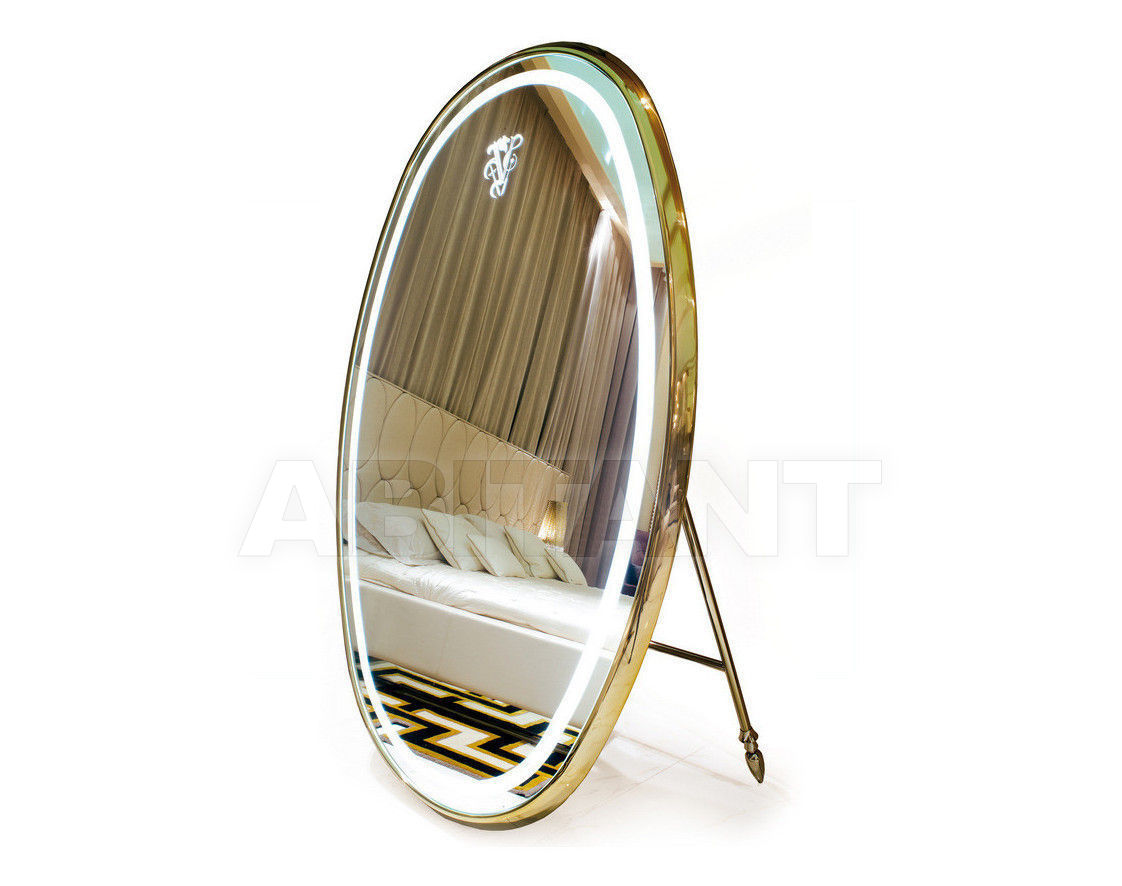 Купить Зеркало напольное ALLEY Ipe Cavalli Visionnaire ALLEY Oval mirror