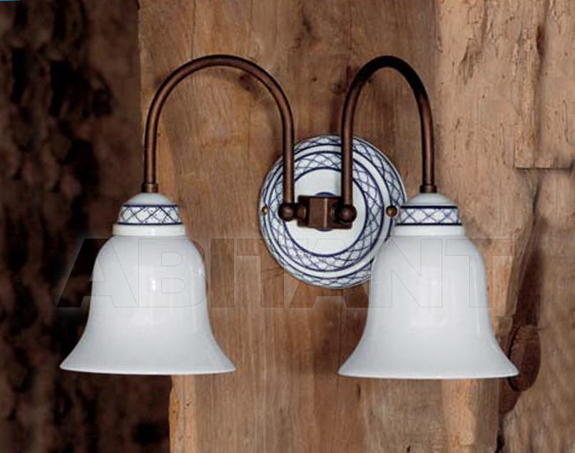 Купить Бра Aldo Bernardi srl I Classici In Ceramica 9422
