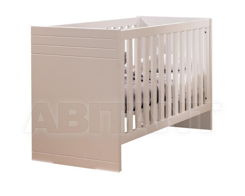 Купить Кроватка Trebol Infantil 01.03.170