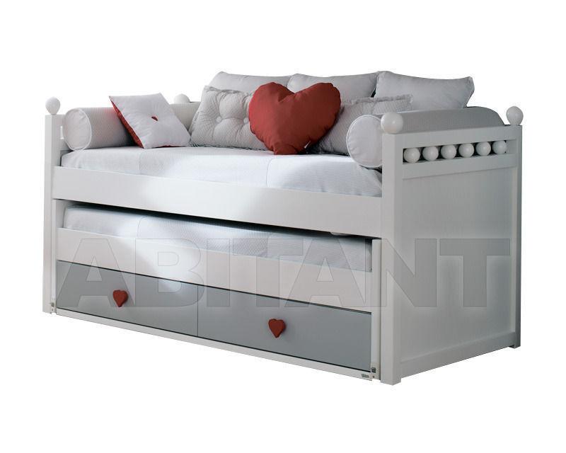 Купить Кровать детская Trebol Juvenil Silver 01.02.320