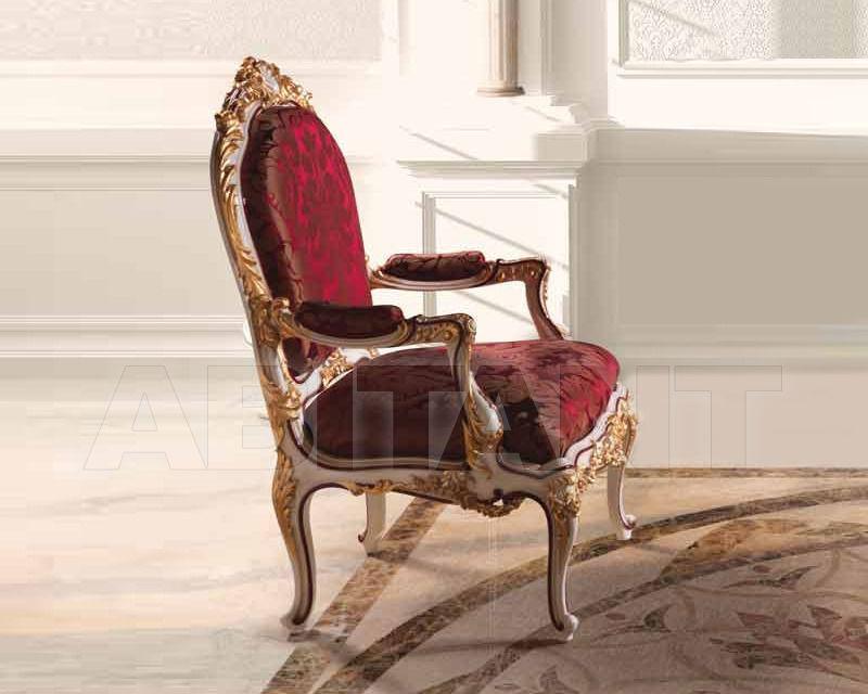 Купить Стул с подлокотниками Bazzi Interiors Versailles 1004