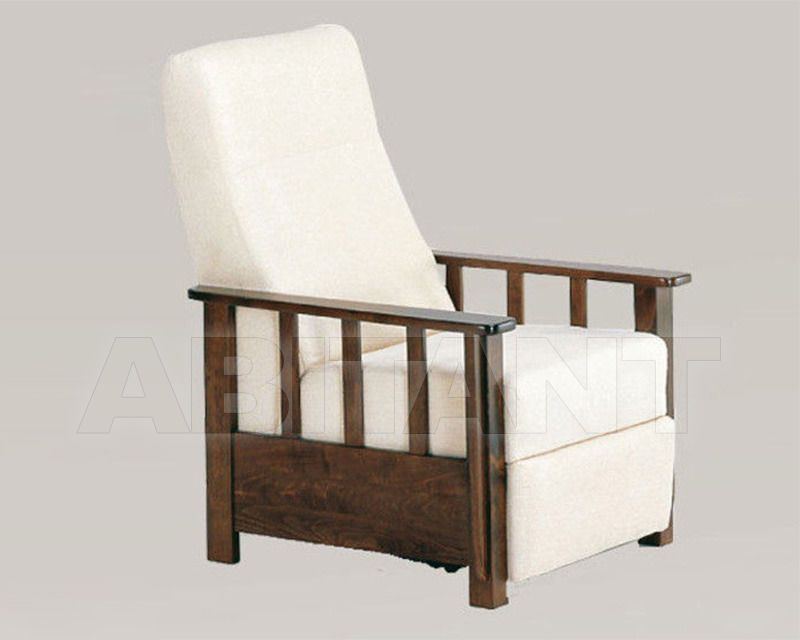 Купить Кресло Trading Sofas s.r.l. by G.M. Italia Poltrone Salina Relax 118 1
