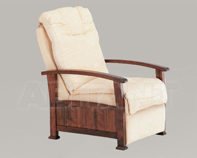 Купить Кресло Trading Sofas s.r.l. by G.M. Italia Poltrone Mikonos Relax 977