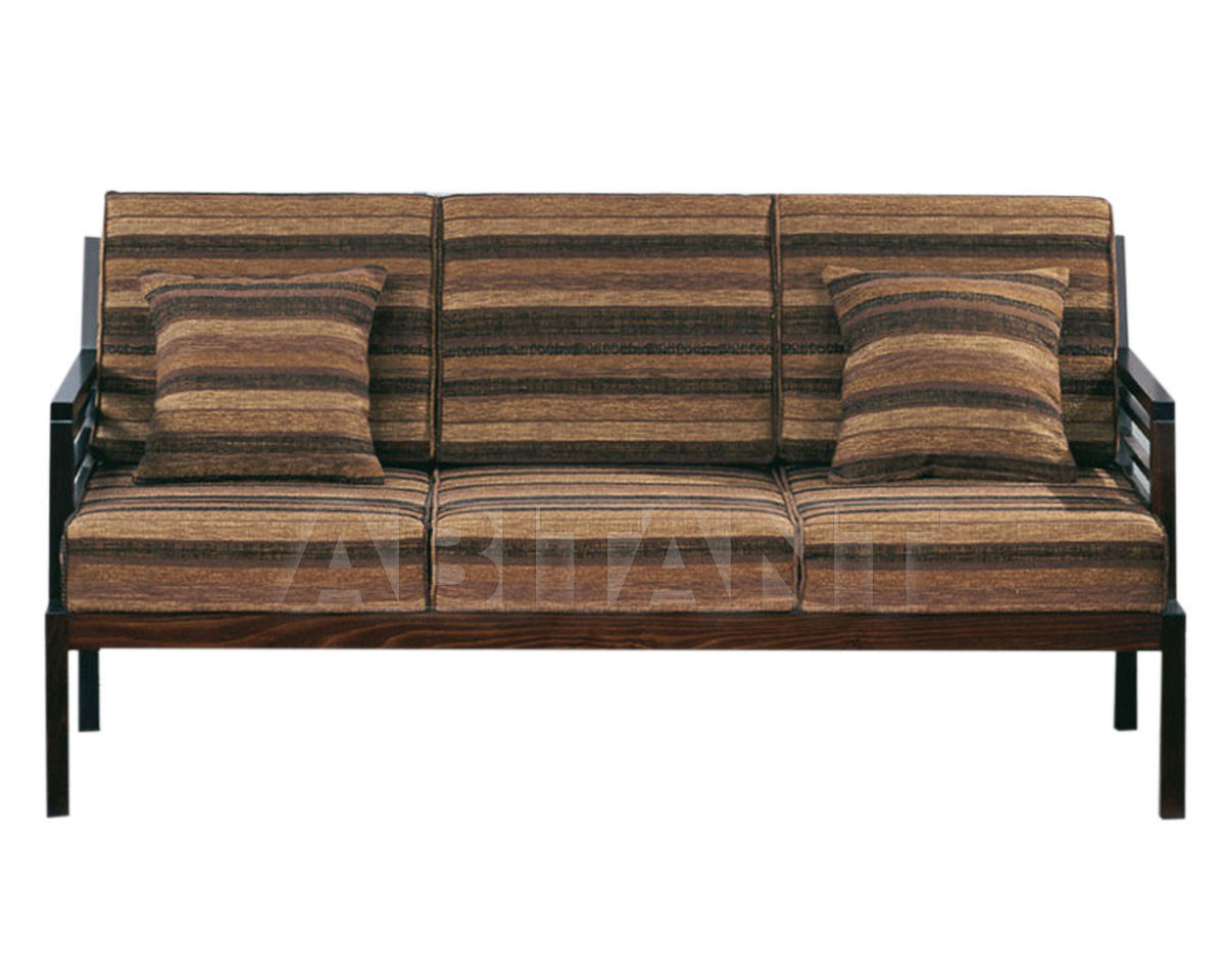 Купить Канапе Trading Sofas s.r.l. by G.M. Italia Divani Rustici Tokio 990