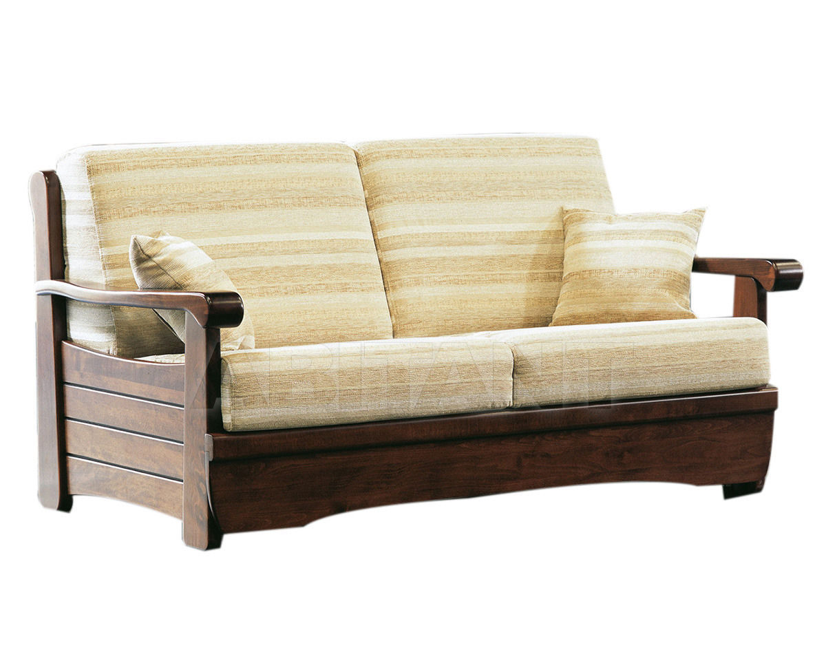 Купить Диван Trading Sofas s.r.l. by G.M. Italia Divani Rustici San Pietroburgo Ribalta 314