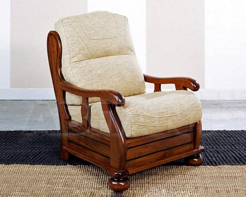 Купить Кресло Trading Sofas s.r.l. by G.M. Italia Divani Rustici Praga 967