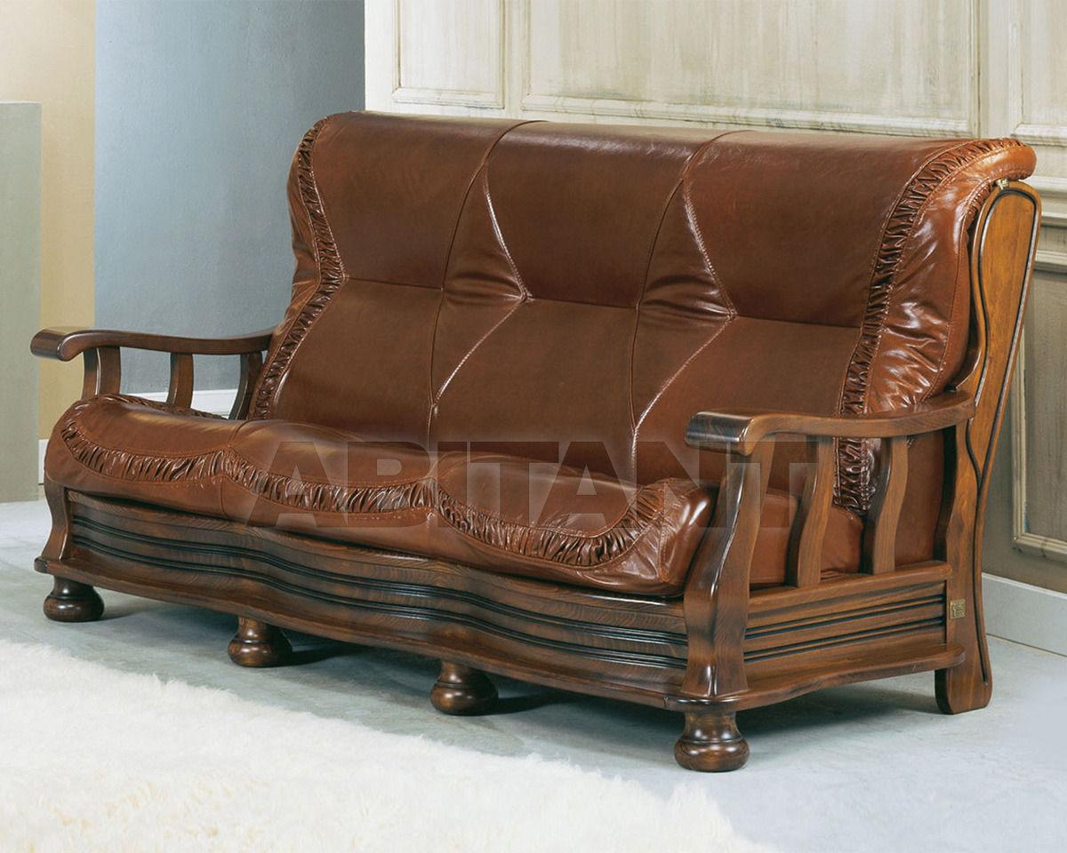 Купить Диван Trading Sofas s.r.l. by G.M. Italia Divani Rustici Pavarotti 791