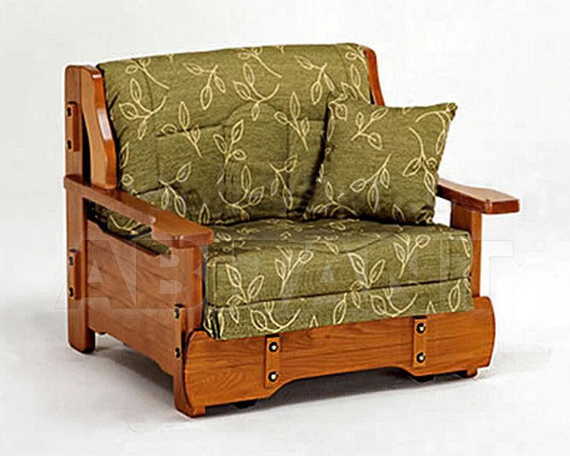 Купить Кресло Trading Sofas s.r.l. by G.M. Italia Divani Rustici Corsica 933