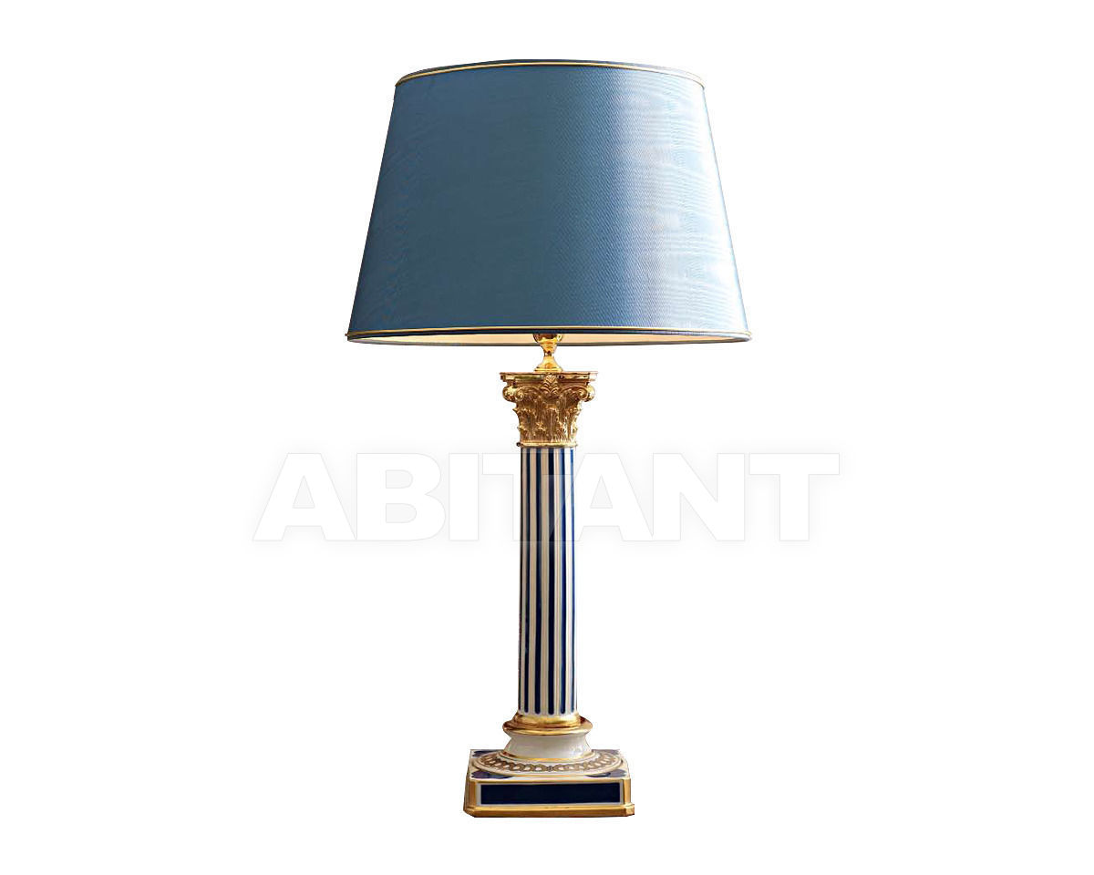 Купить Лампа настольная Le Porcellane  Classico 3516