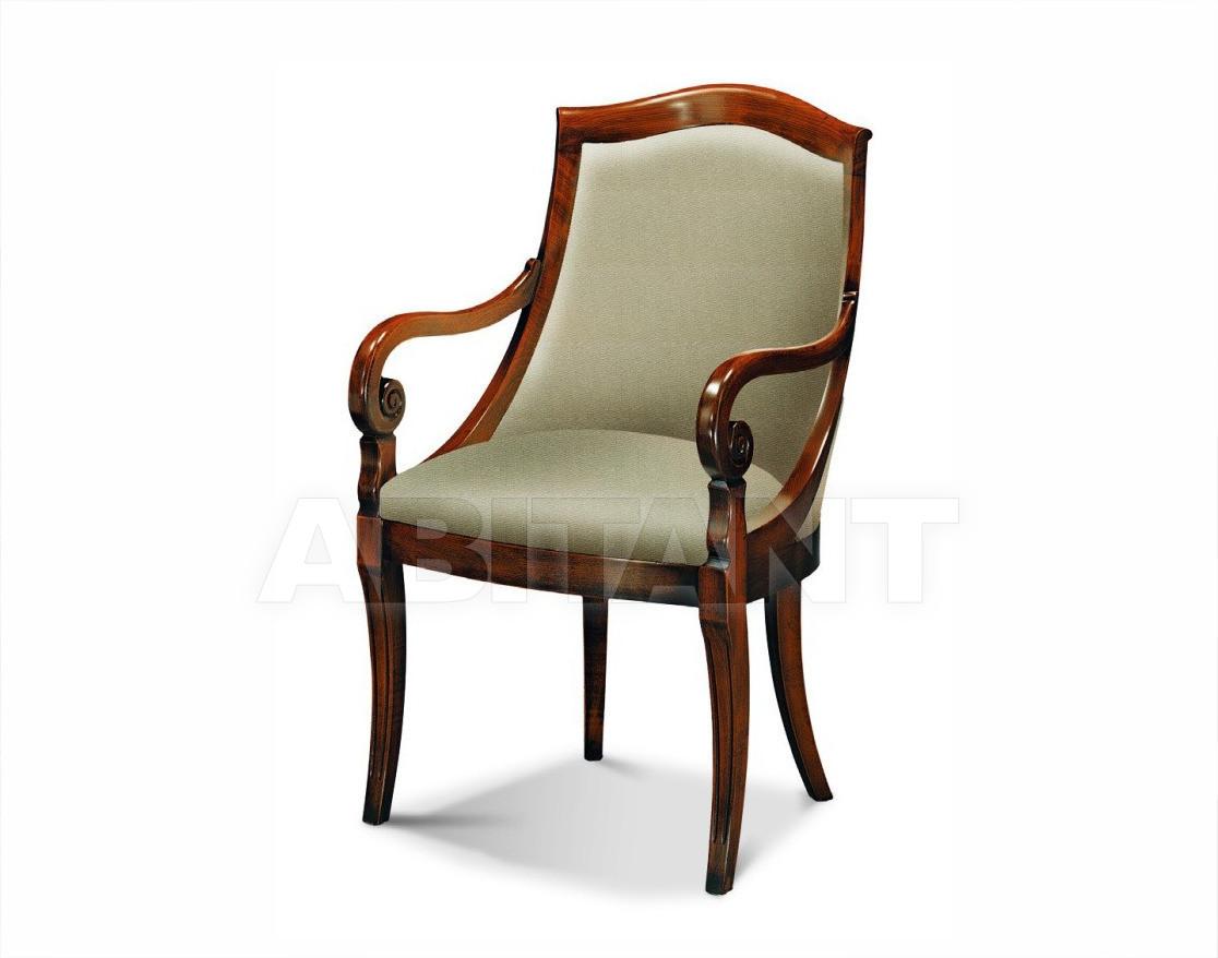 Купить Стул с подлокотниками Francesco Molon Upholstery P171