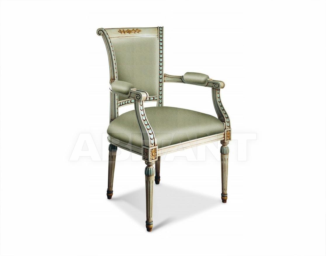 Купить Стул с подлокотниками Francesco Molon Upholstery P174L