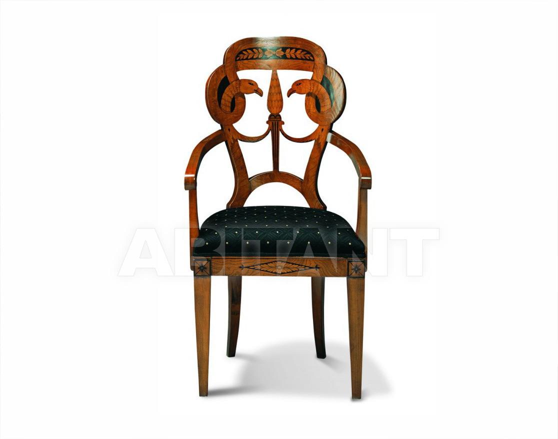 Купить Стул с подлокотниками Francesco Molon Upholstery P185
