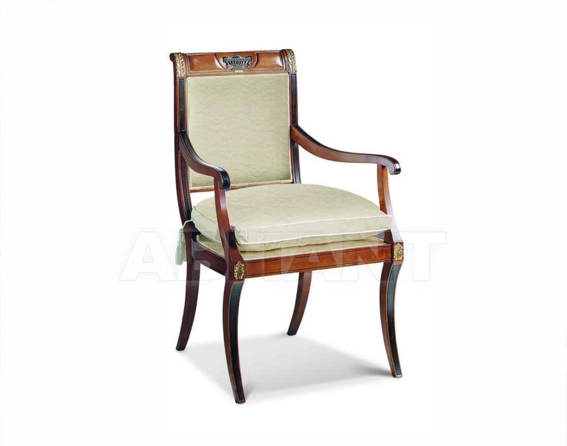 Купить Стул с подлокотниками Francesco Molon Upholstery P221