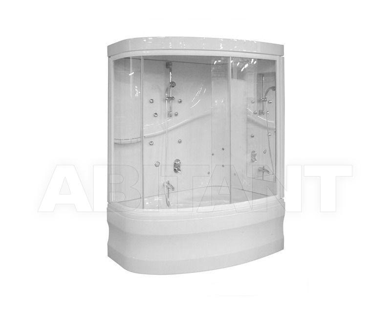 Купить Гидромассажный бокс Vitra Nysa Compact System 150X100 (Right)  53170911000
