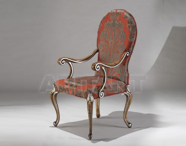 Купить Стул с подлокотниками Francesco Molon Upholstery P419