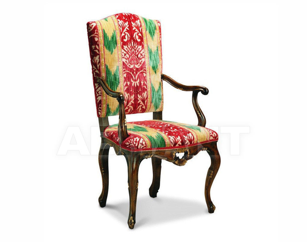 Купить Стул с подлокотниками Francesco Molon Upholstery P45