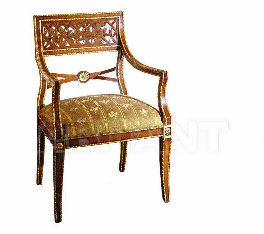 Купить Стул с подлокотниками Francesco Molon Upholstery P387
