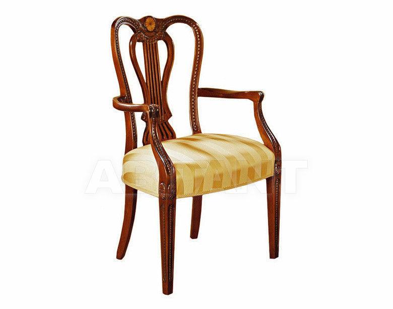 Купить Стул с подлокотниками Francesco Molon Upholstery P364