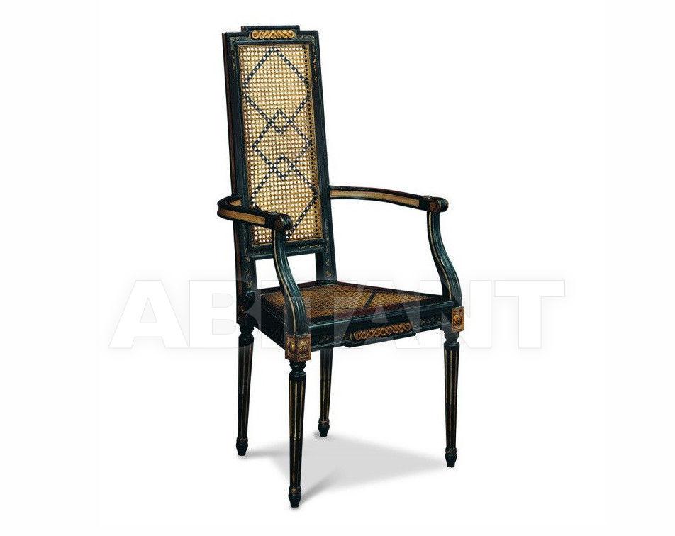 Купить Стул с подлокотниками Francesco Molon Upholstery P273