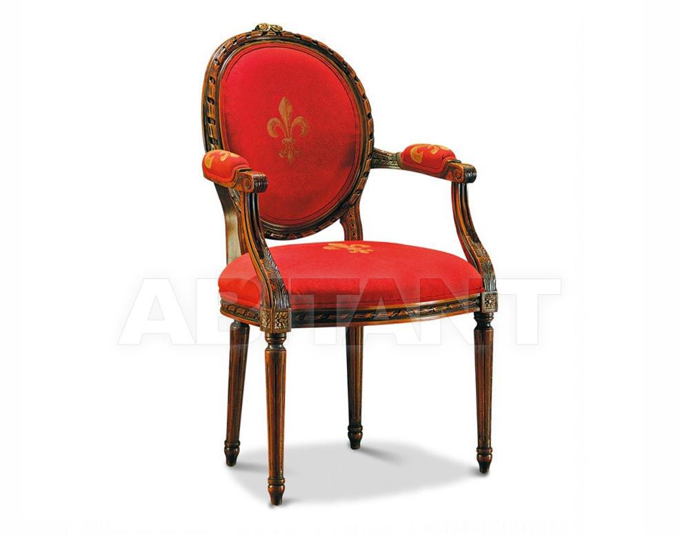 Купить Стул с подлокотниками Francesco Molon Upholstery P6